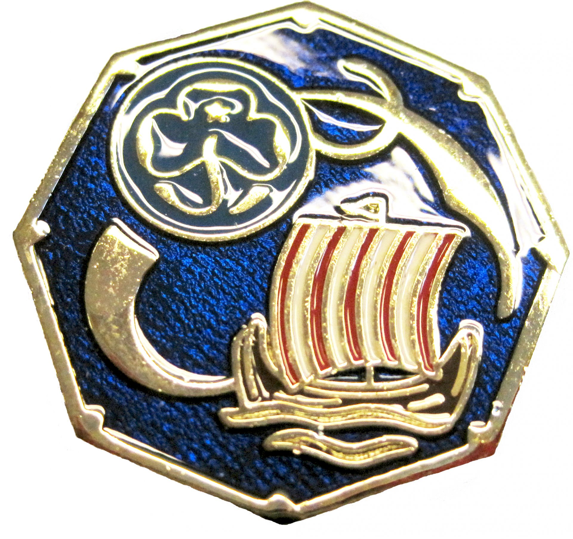 image relating to Anglia Brooch nomination form
