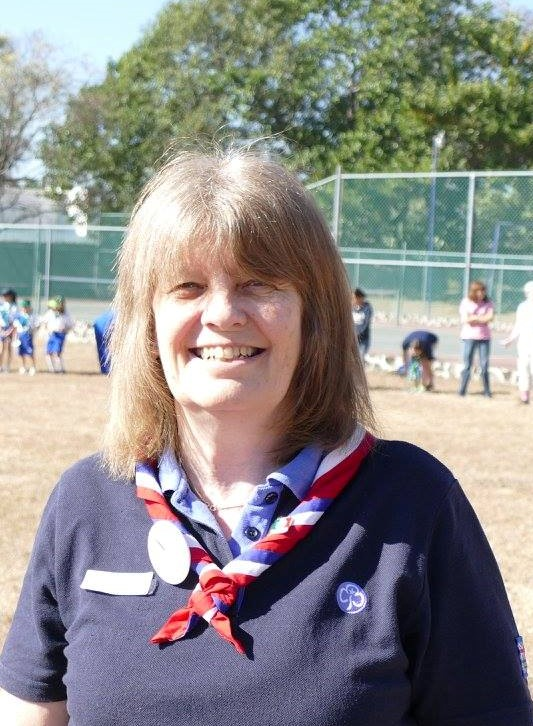 A picture of Alison Tompkinson, County Commissioner for Essex South East