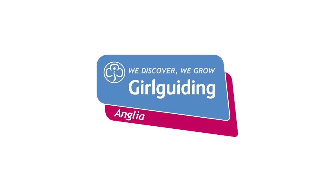 Girlguiding Anglia logo