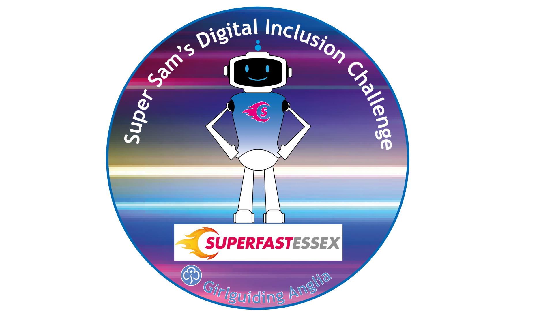 image relating to Super Sam's Digital Challenge