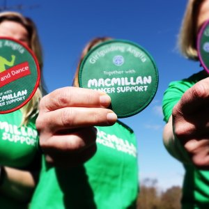 image relating to Girlguiding Anglia Macmillan Challenge