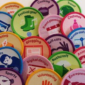 Ranger Badges -LEADER ONLY