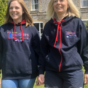 Anglia Guide leader Clothing