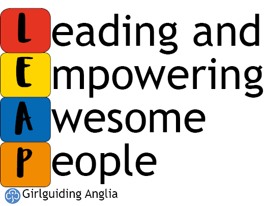 Leap stands for Leading and empowering awesome people.