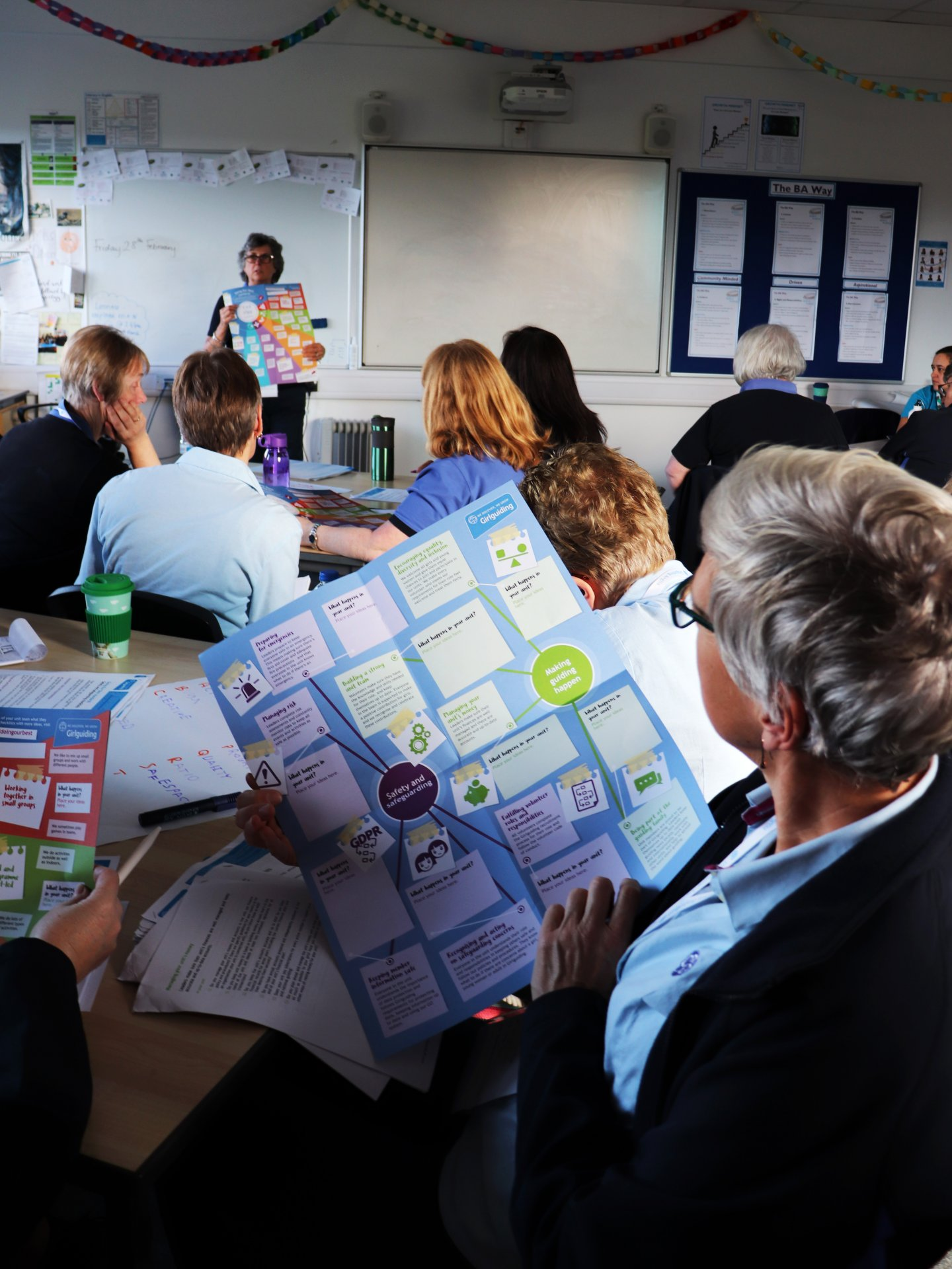 image relating to Communications Officer recruitment pack