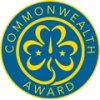 commonwealth award brooch