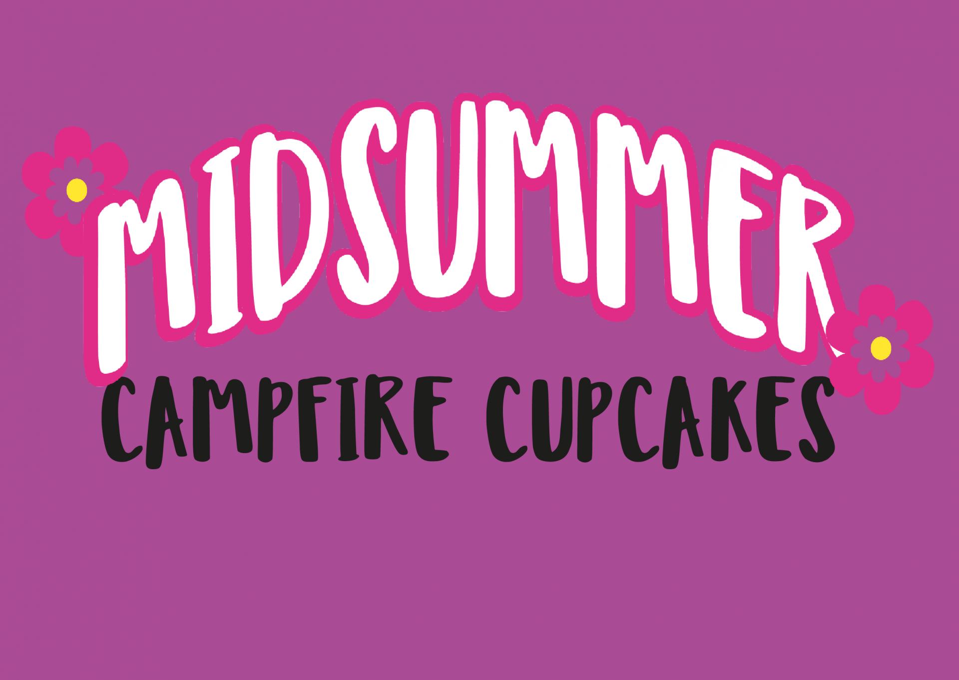 image relating to Campfire Cupcake