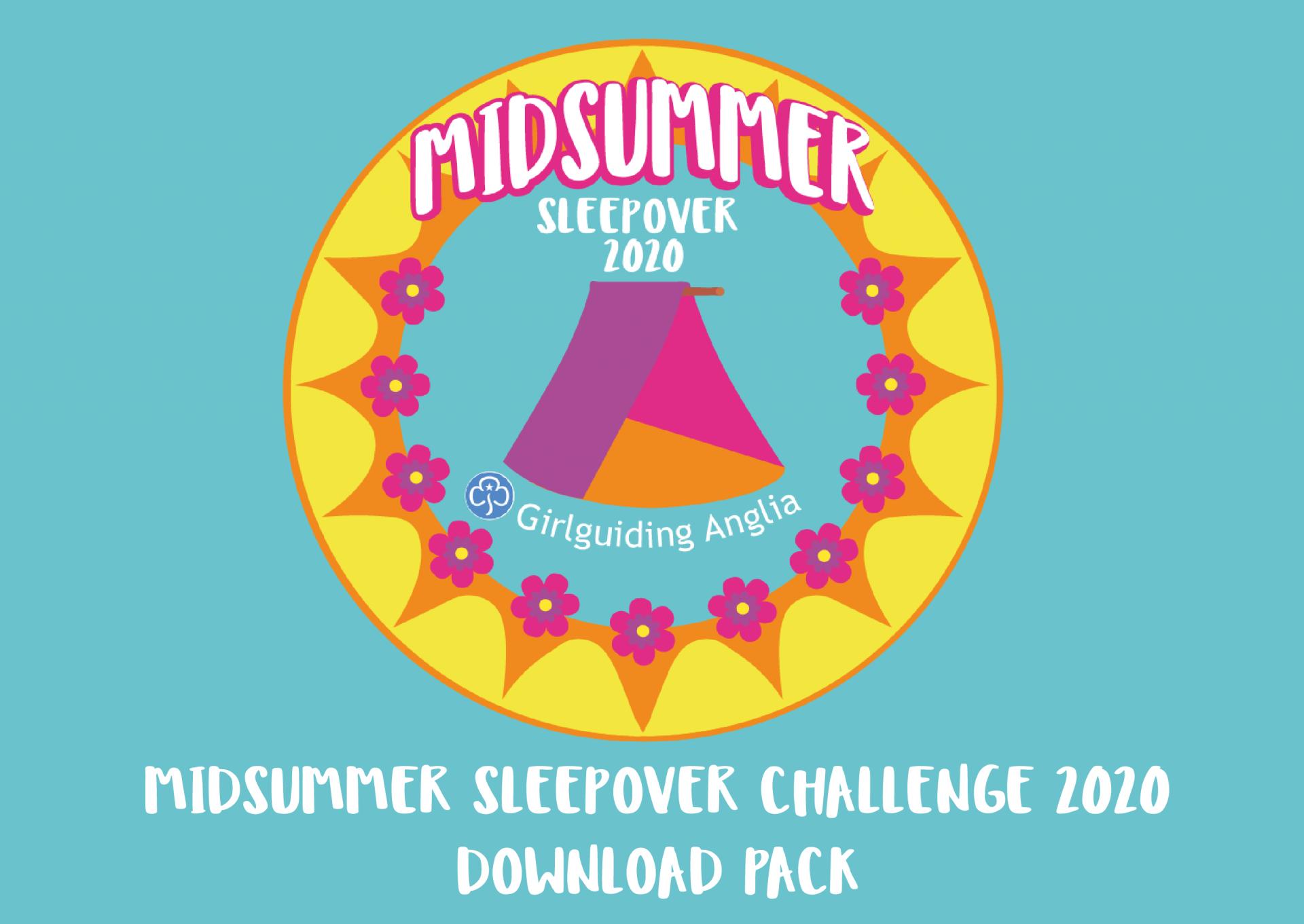 image relating to Midsummer Sleepover Challenge 2020 Download