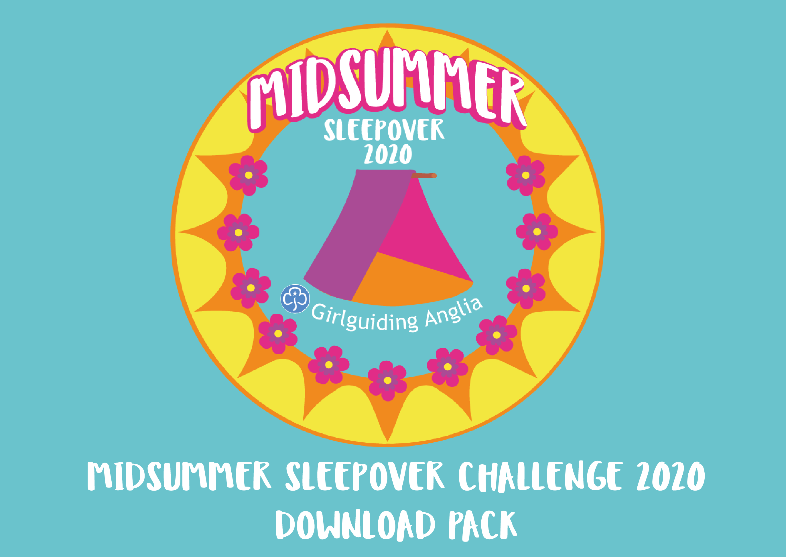 image relating to Midsummer Sleepover Challenge 2020 Download