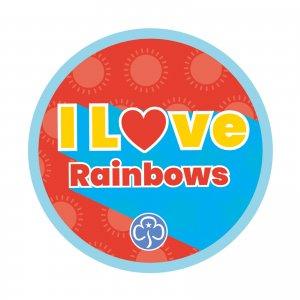 Rainbow Fun Badges