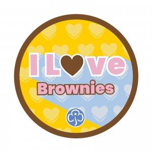 Brownie Fun Badges