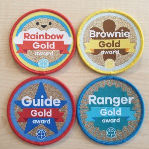 Leader Only - Gold, Silver and Bronze awards