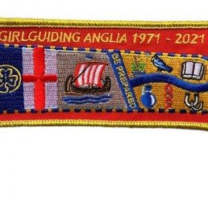 Anglia Region Standard Badges