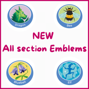 All Section Emblems