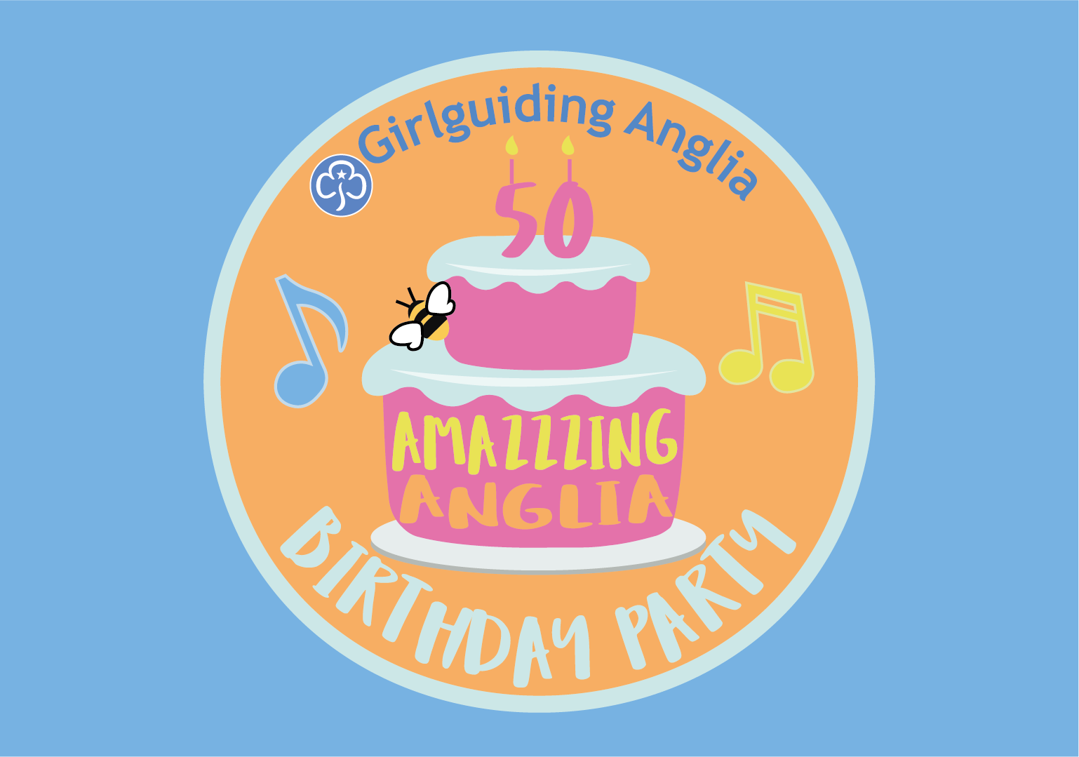 image relating to Amazzzing Anglia Birthday Party